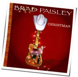 Brad Paisley chords for Away in a manger