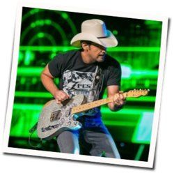 Brad Paisley chords for Come back to bed