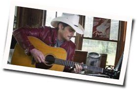 Brad Paisley chords for Gold all over the ground