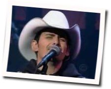 Brad Paisley chords for Ill take you back