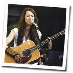 Nerina Pallot chords for I saw the light