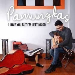 Pamungkas guitar chords for I love you but im letting go
