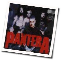 Pantera chords for Slaughtered