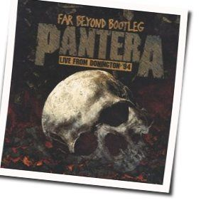 Pantera tabs for Strenght beyond strenght