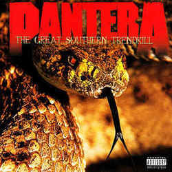 Pantera bass tabs for The great southern trendkill
