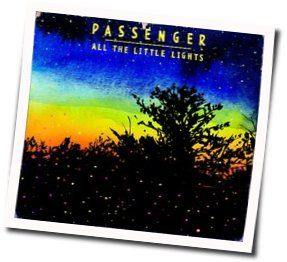 Passenger chords for He leaves you cold