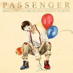 Passenger chords for Tip of my tongue