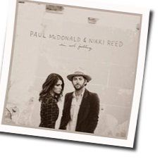 Paul Mcdonald And Nikki Reed chords for Misery