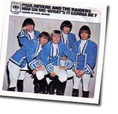 Paul Revere And The Raiders tabs for Im not your steppin stone