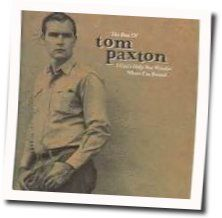 Tom Paxton chords for Lyndon johnson told the nation