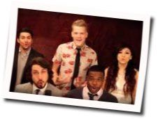 Pentatonix chords for Standing by