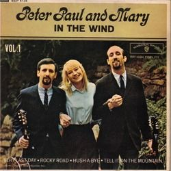 Peter Paul And Mary chords for Very last day