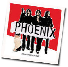 Phoenix chords for Courtesy laughs