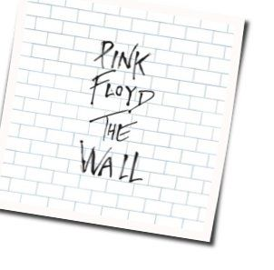 Pink Floyd guitar chords for The wall