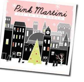 Pink Martini guitar chords for Im waiting for you to come back