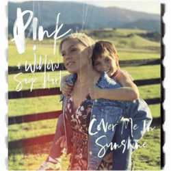 P!nk chords for Cover me in sunshine