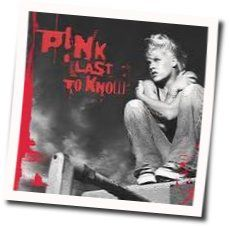 P!nk chords for Last to know