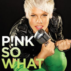 P!nk tabs for So what (Ver. 3)
