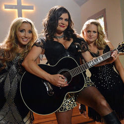 Pistol Annies chords for Dont talk about him tina