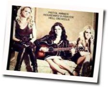 Pistol Annies chords for Housewifes prayer