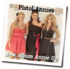Pistol Annies chords for I hope youre the end of my story