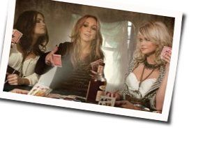 Pistol Annies chords for Interstate prelude
