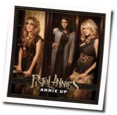 Pistol Annies chords for Trading one heartbreak for another