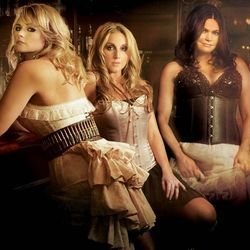 Pistol Annies chords for Unhappily married