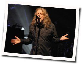 Robert Plant chords for Bluebirds over the mountain