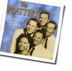 The Platters bass tabs for Twilight time