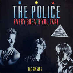 The Police bass tabs for Every breath you take