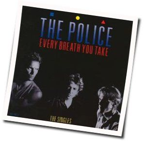 The Police guitar tabs for Every breath you take (Ver. 2)