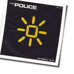 The Police guitar tabs for Invisible sun