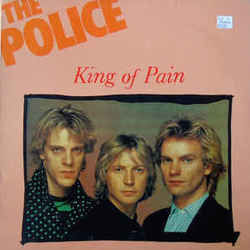 The Police chords for King of pain (Ver. 2)
