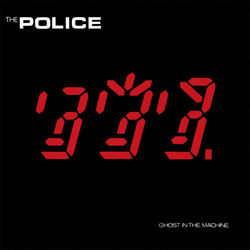 The Police guitar chords for Omegaman