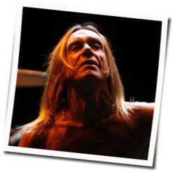 Iggy Pop chords for I want to go to the beach