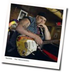 Popa Chubby tabs for Life is a beatdown