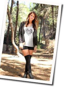 Cassadee Pope chords for Think of you