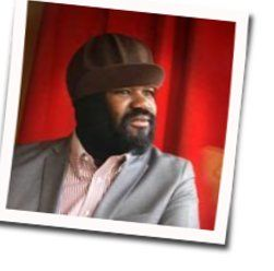 Gregory Porter chords for Wolfcry