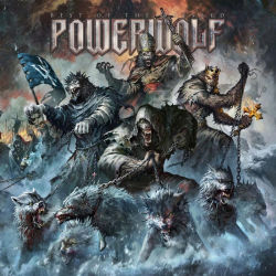 Powerwolf guitar tabs for Let there be night