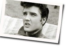 Elvis Presley chords for A house that has everything