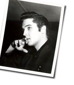 Elvis Presley chords for And i love you so