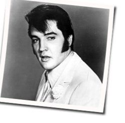 Elvis Presley chords for Baby what you want me to do