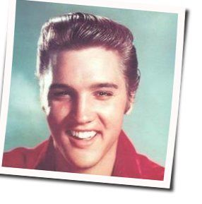 Elvis Presley chords for By and by
