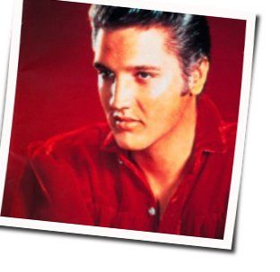 Elvis Presley chords for Mama liked the roses