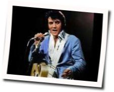 Elvis Presley chords for Mary in the morning