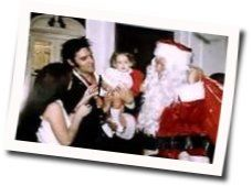 Elvis Presley chords for Merry christmas baby