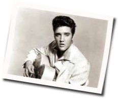 Elvis Presley chords for No room to rumba in a sports car