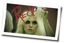 The Pretty Reckless chords for Blame me (Ver. 2)
