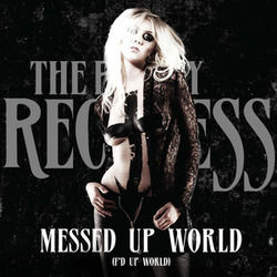 The Pretty Reckless guitar chords for Fucked up world